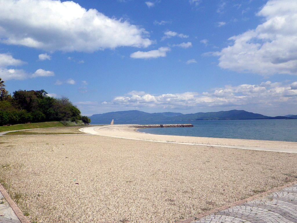 犬島キャンプ場