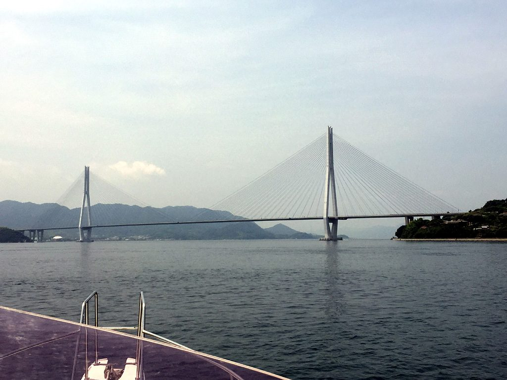 しまなみ海道の橋