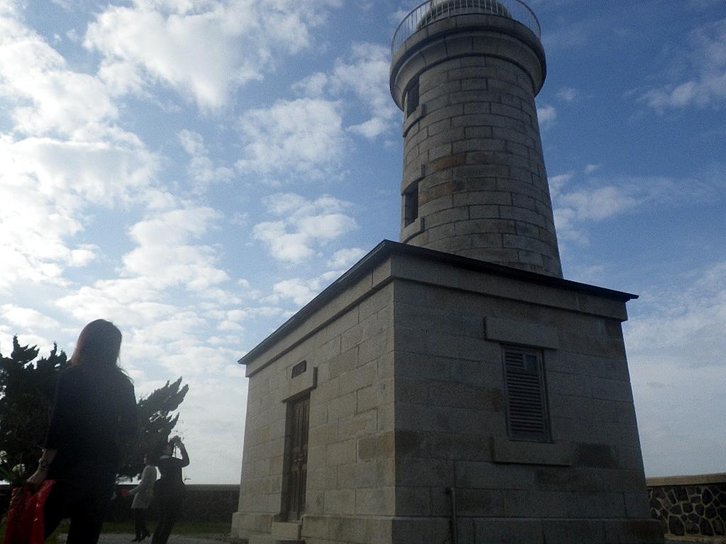 男木島灯台へ