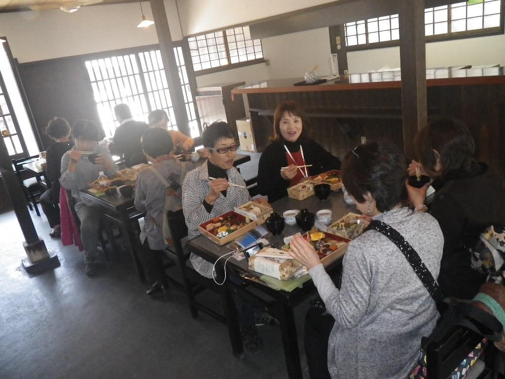 二十四の瞳映画村で昼食