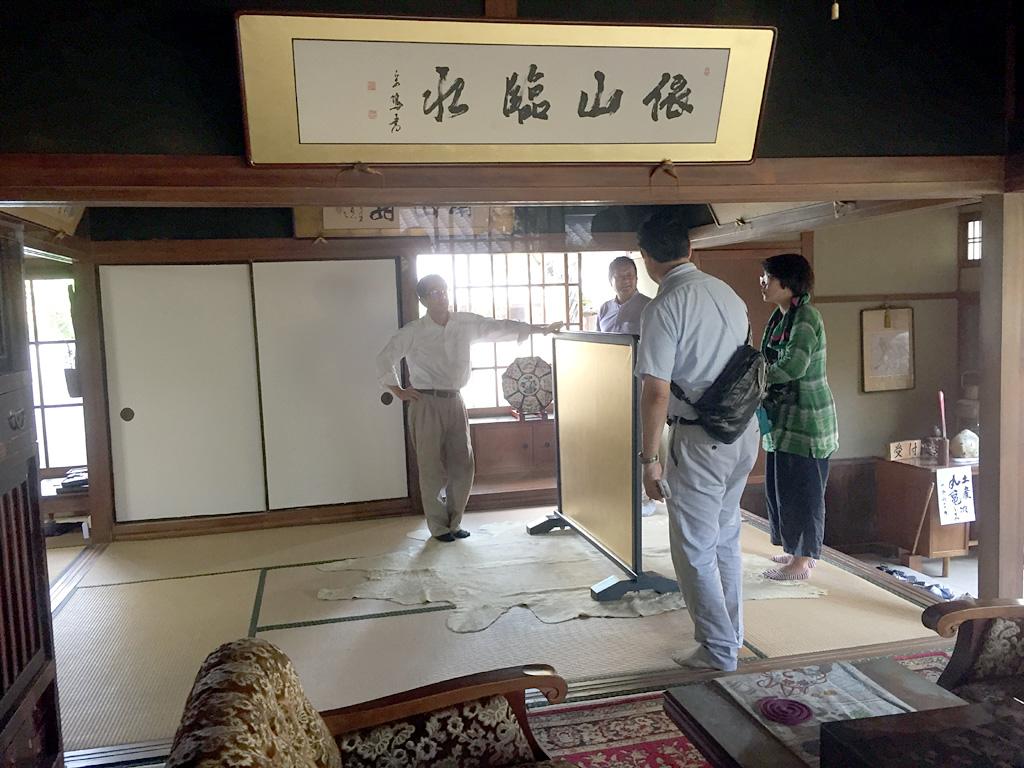 塩飽本島笠島の吉田邸
