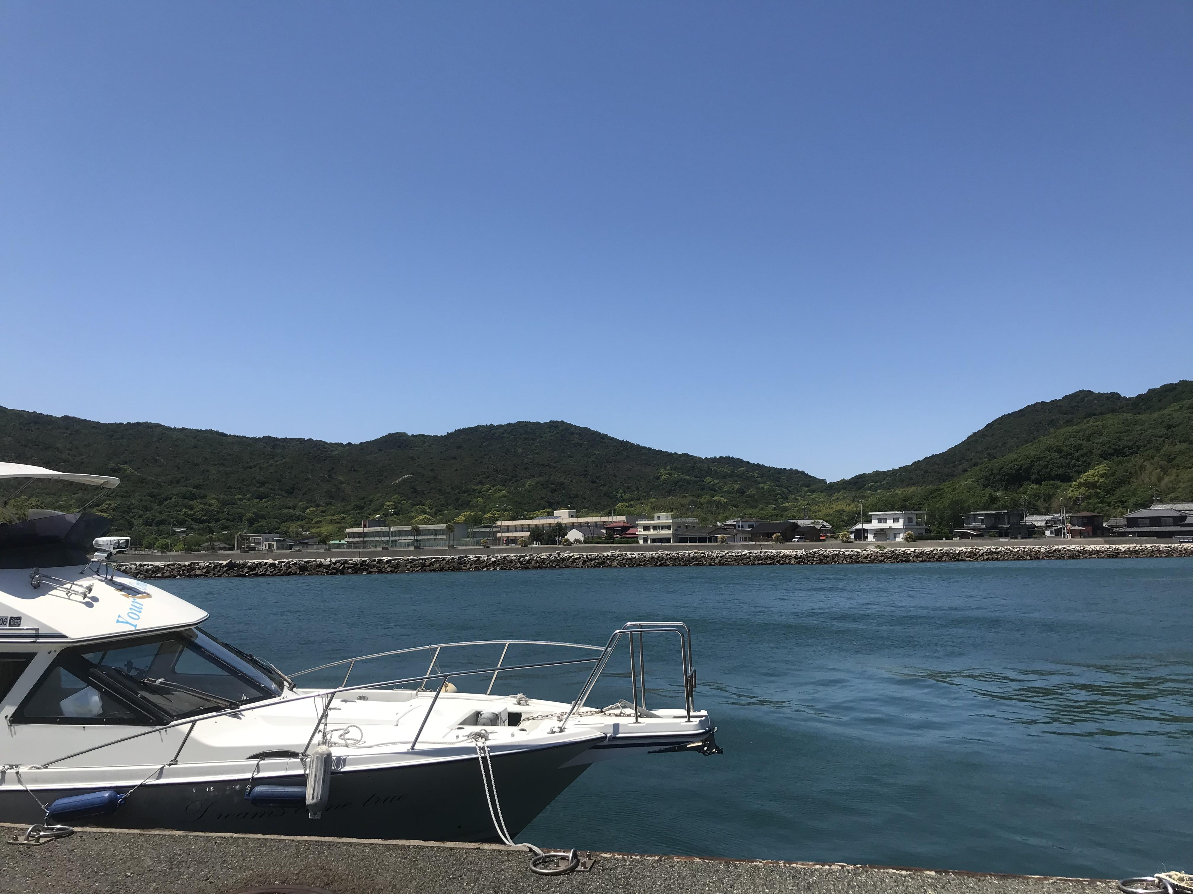 離島郵便局クルーズ讃岐広島